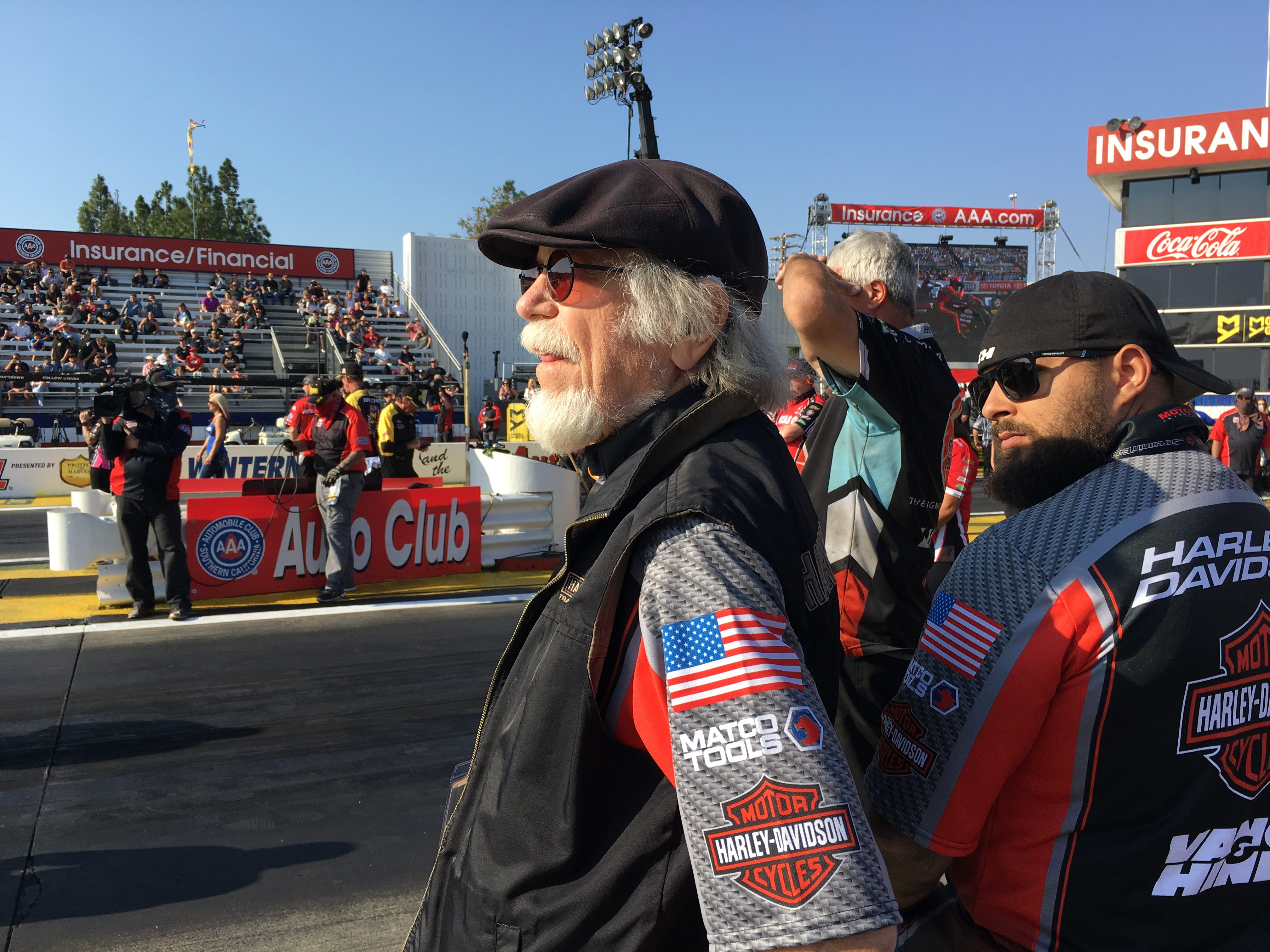 Willie G Davidson: NHRA World Finals Photo And Video Coverage