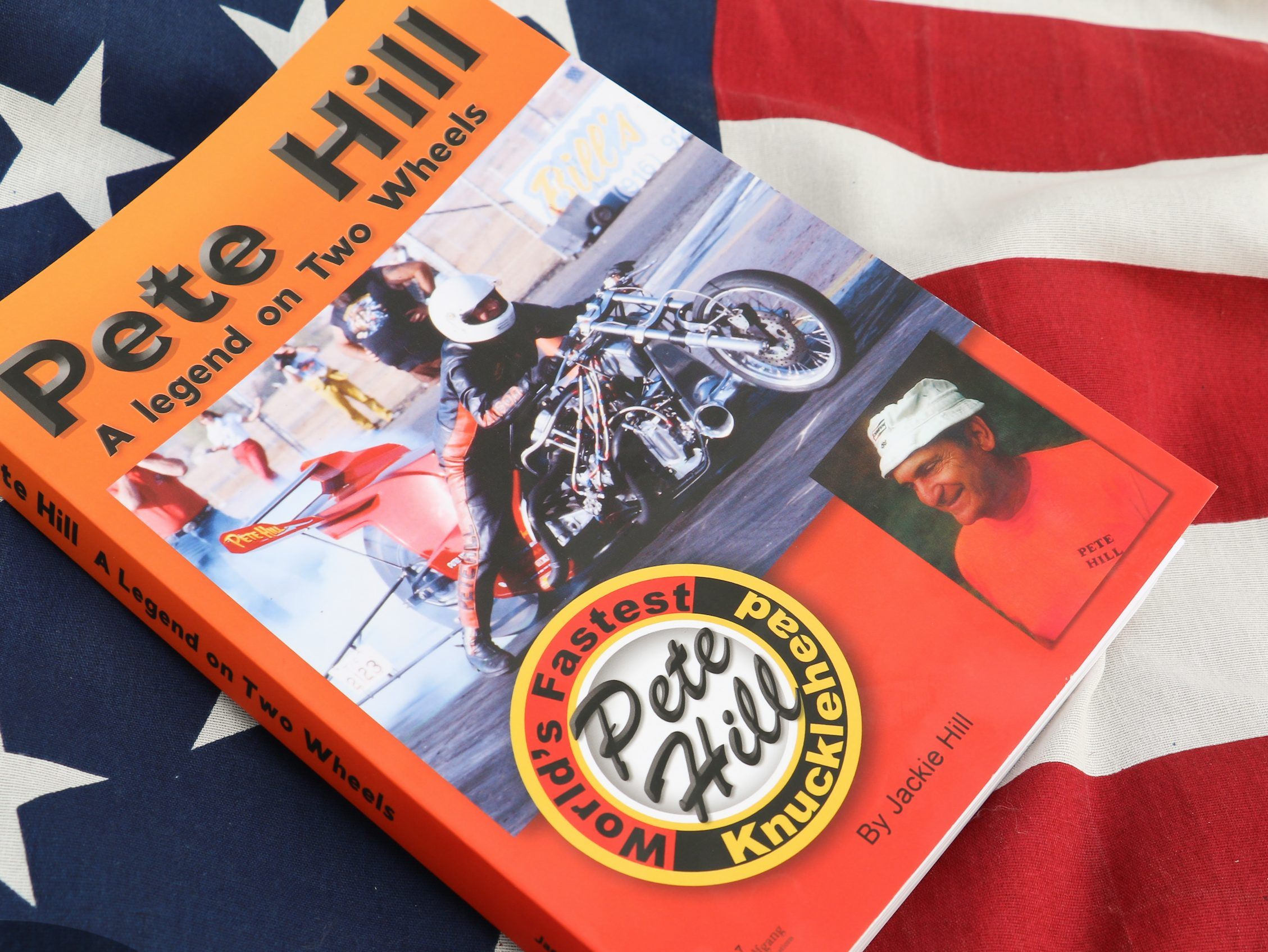 Pete Hill Book