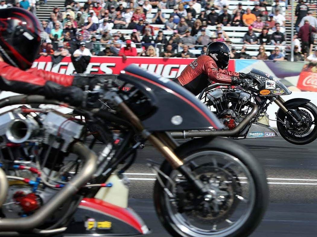 Nitro Harleys - Doug Vancil vs. Tii Tharpe
