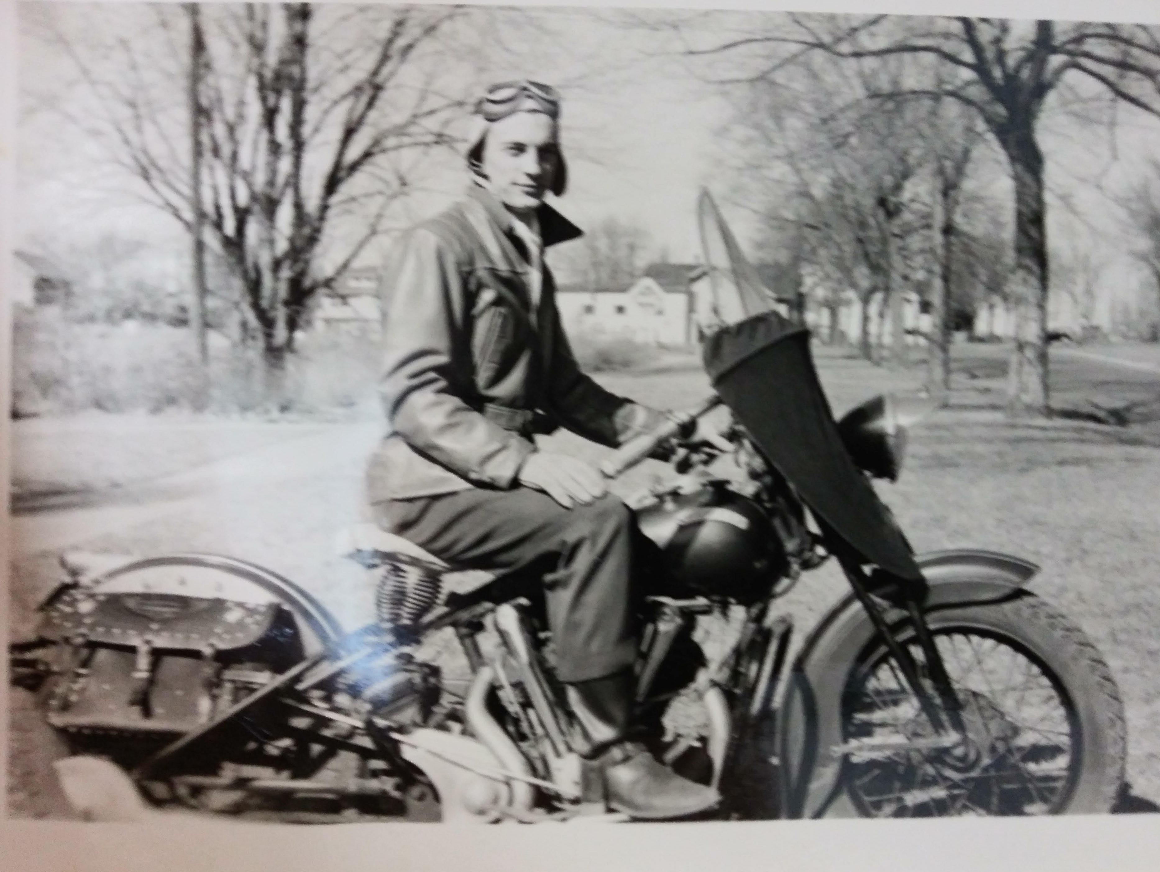1939 Crocker
