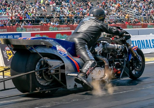 Nitro Harleys – Dragbike News