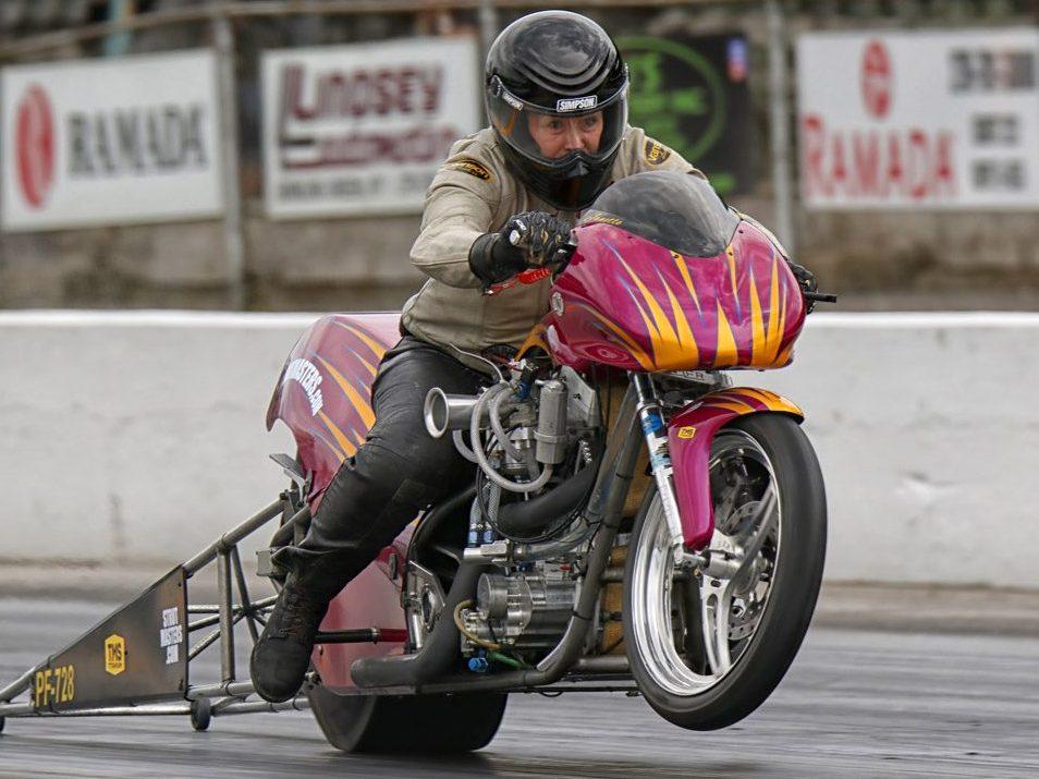 AMRA Harley Drag Racing