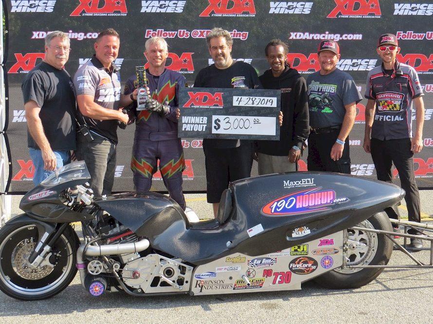 Kevin Clarke XDA Winner