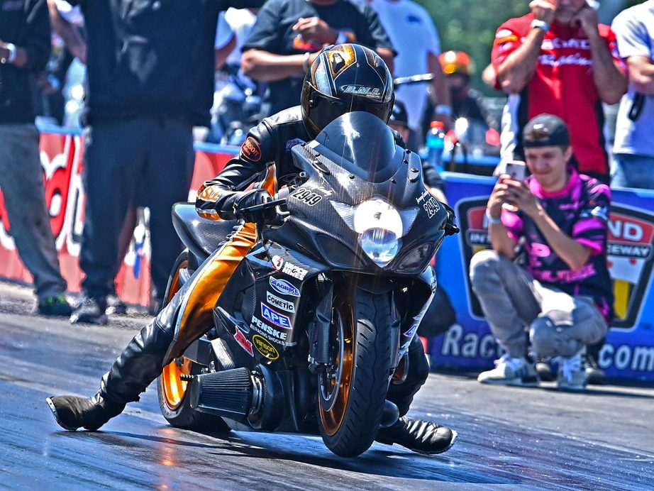 Jeremy Teasley, Worlds Fastest Street Bike