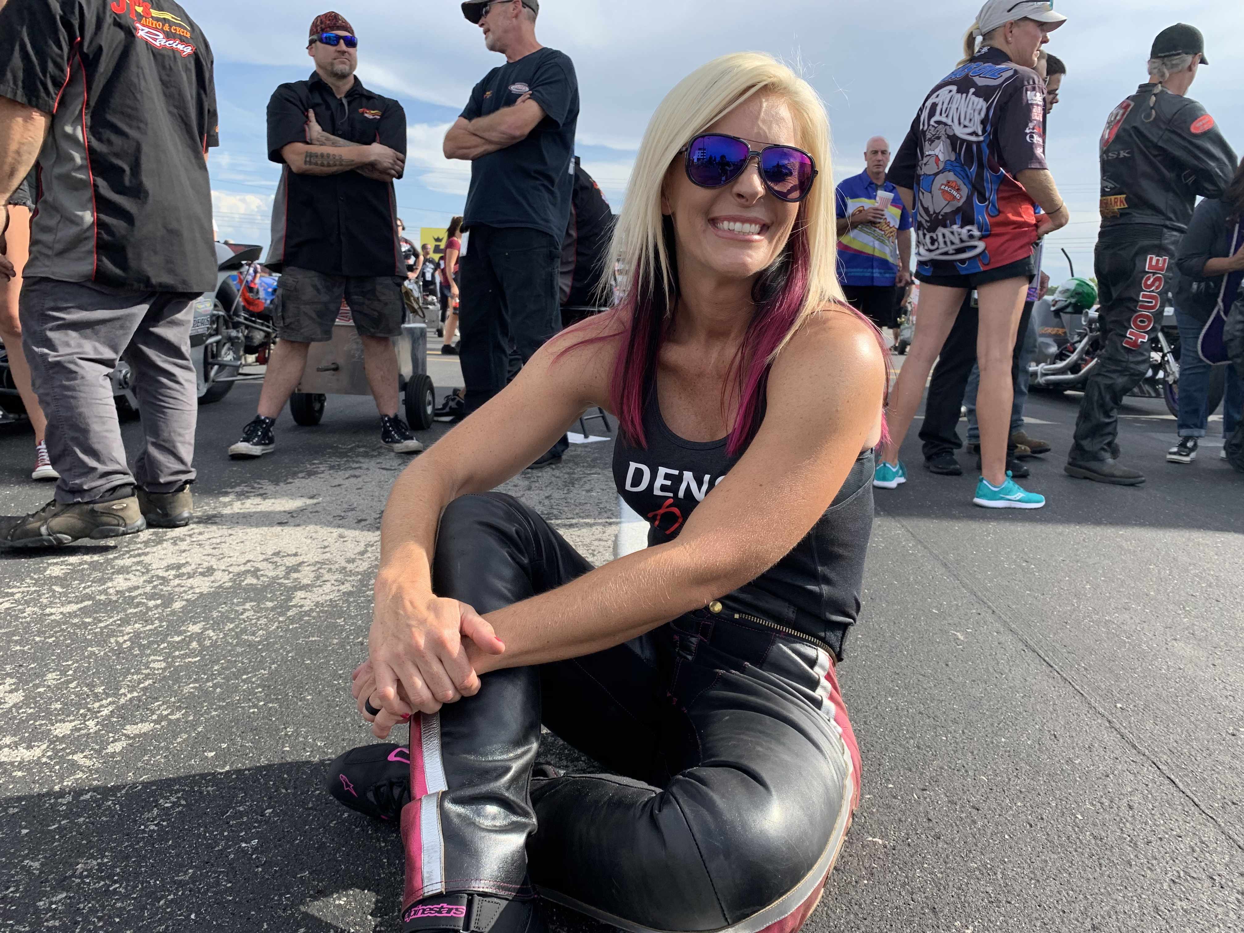 Angie Smith, Pro Stock Motorcycle