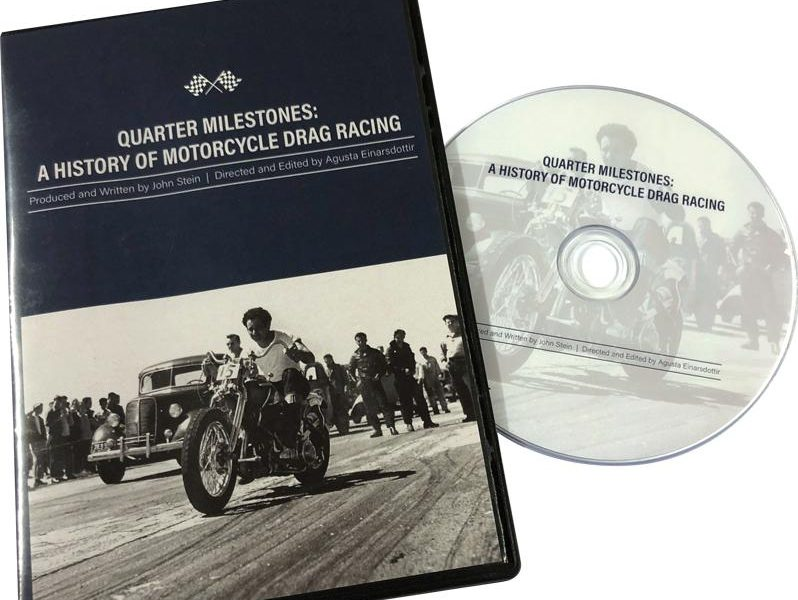 """Quarter Milestones: A History of Motorcycle Drag Racing"""