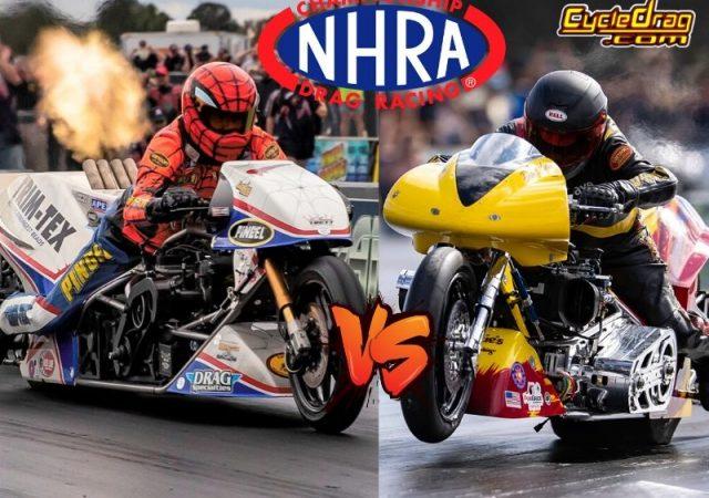 AHDRA All Harley Drag Racing Asso Nitro Tee Shirts Nitromethane