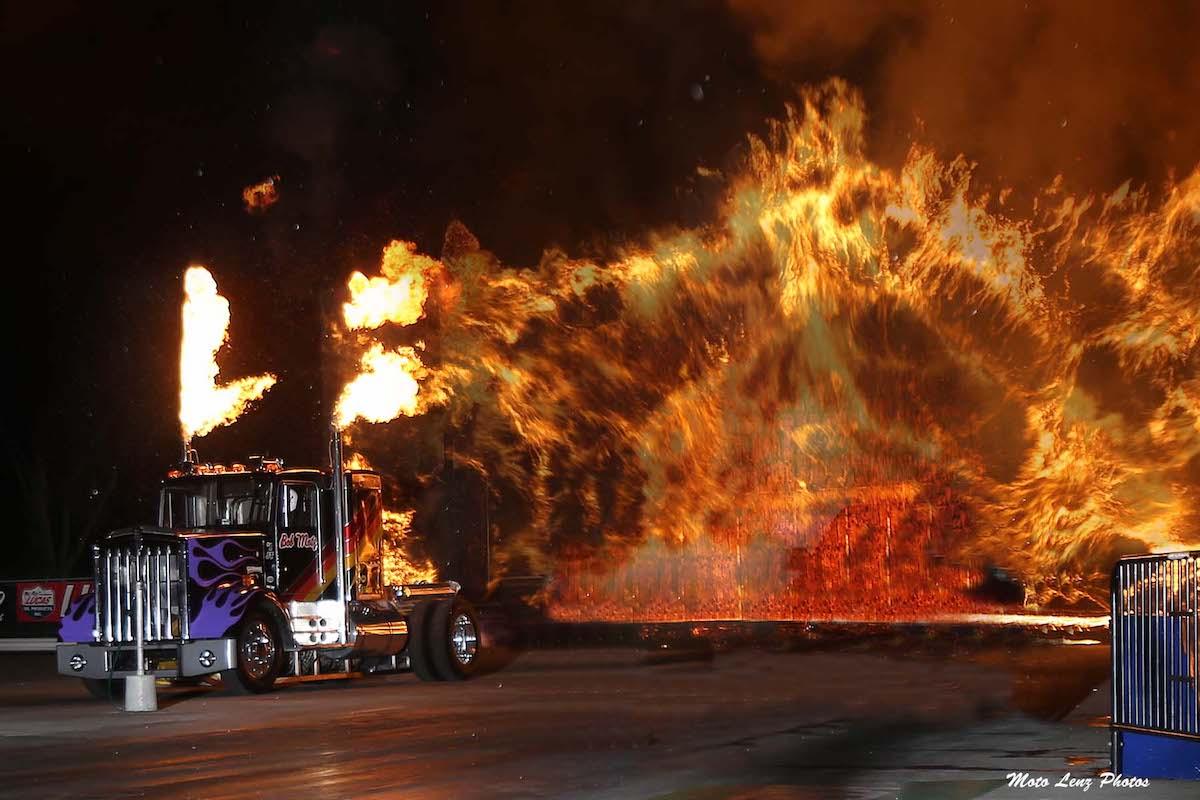 Norwalk Night Under Fire