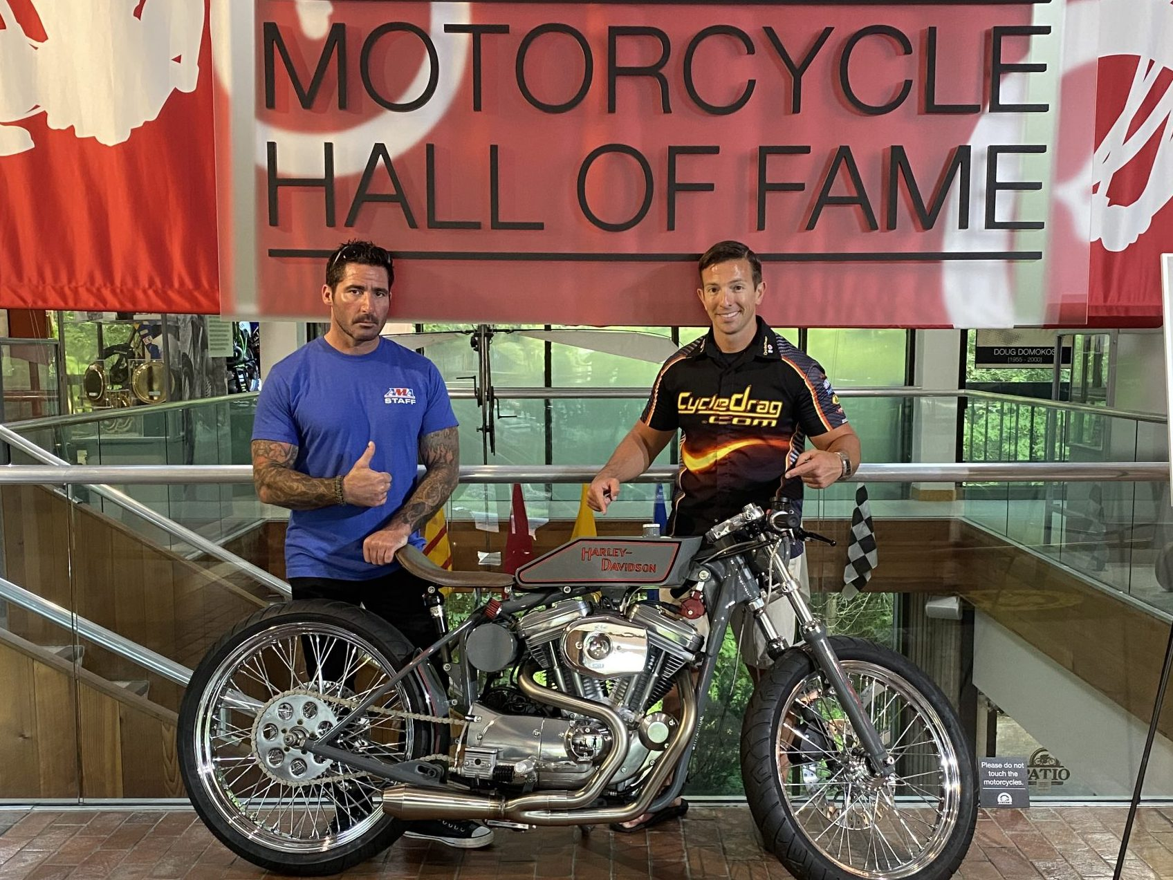 AMA Motorcycle Hall of Fame Museum