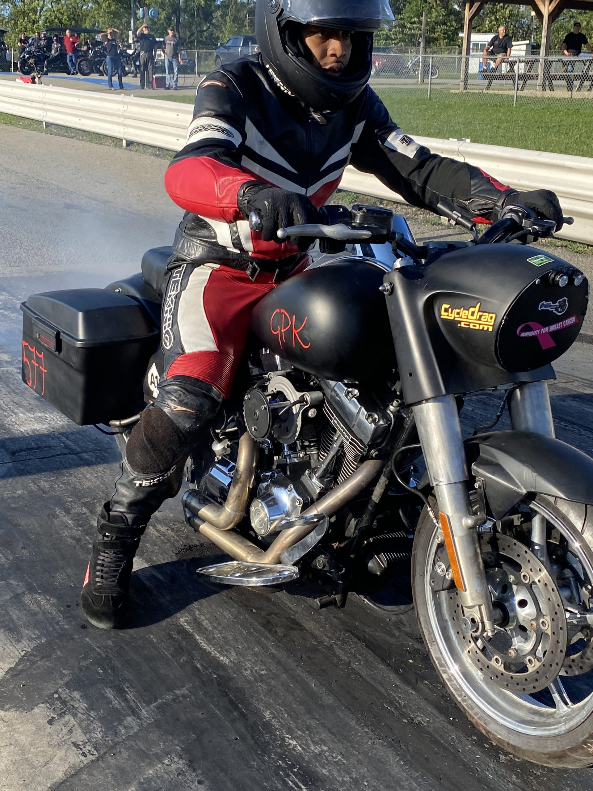 Harley Bagger Racing