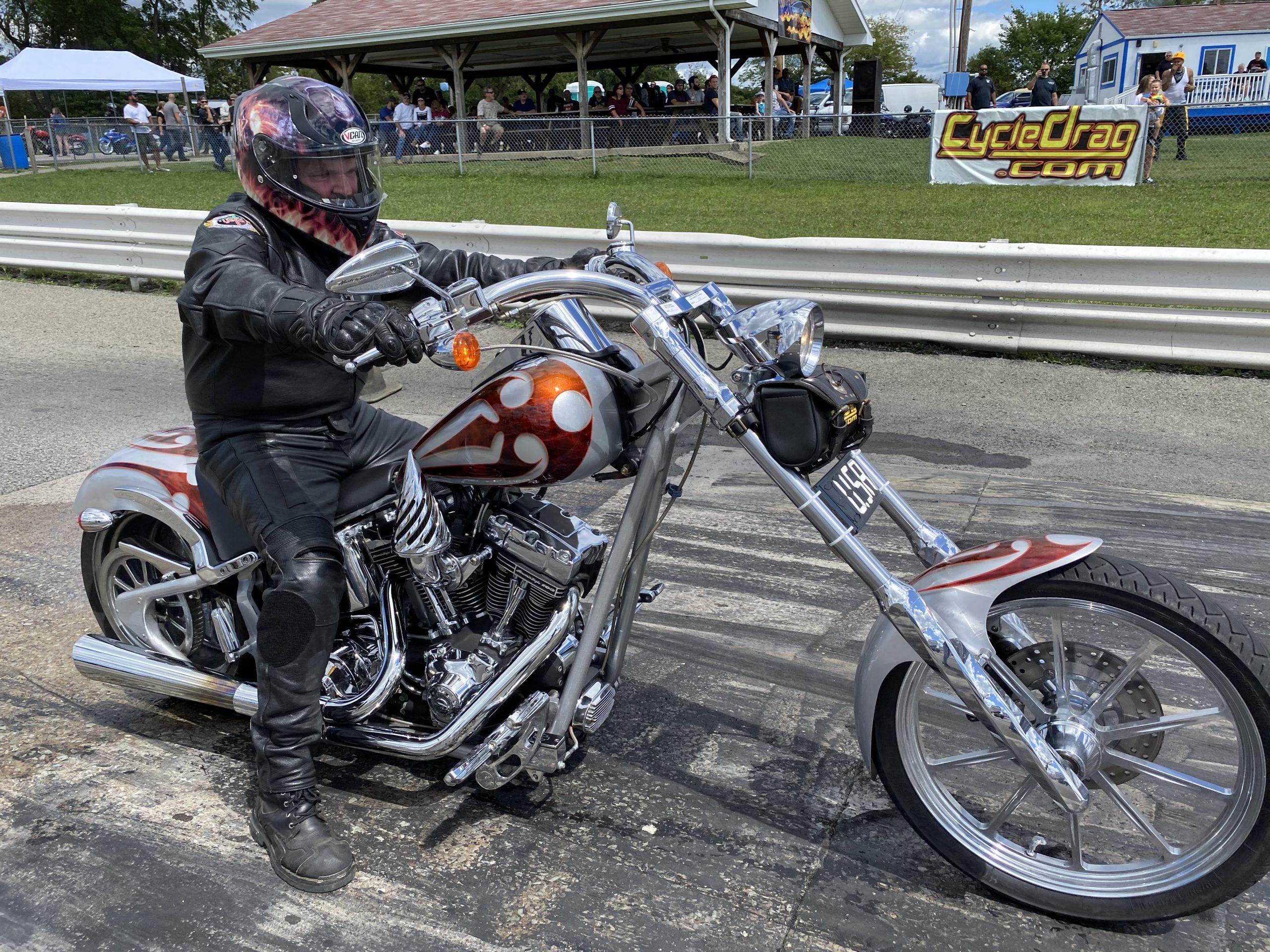 Chopper Drag Bike