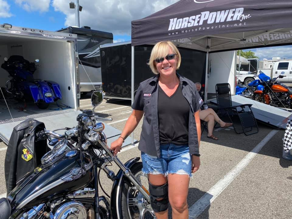 Horsepower Inc, Mary Jo Light