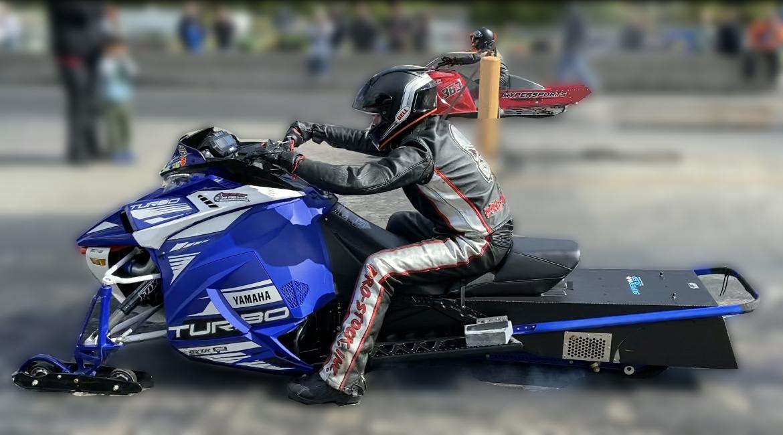 Drag Sled Racing