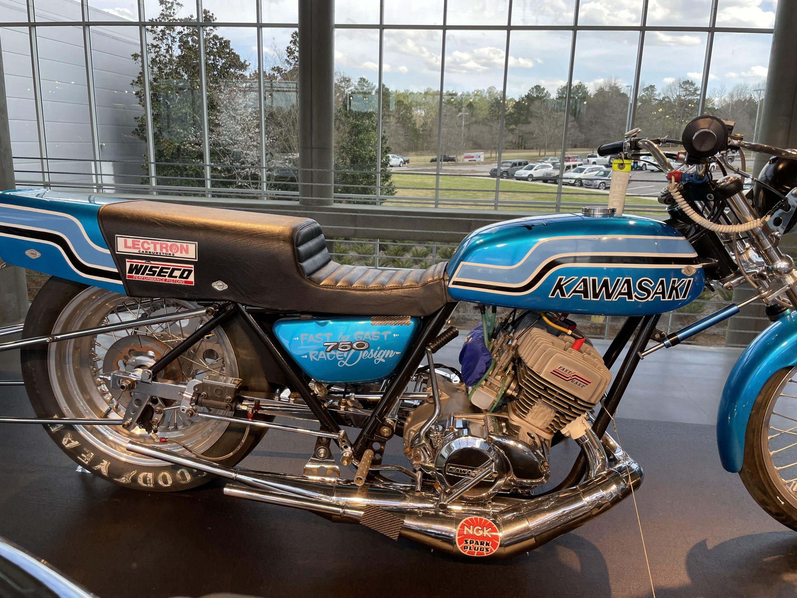 Dave Schultz Kawasaki H2