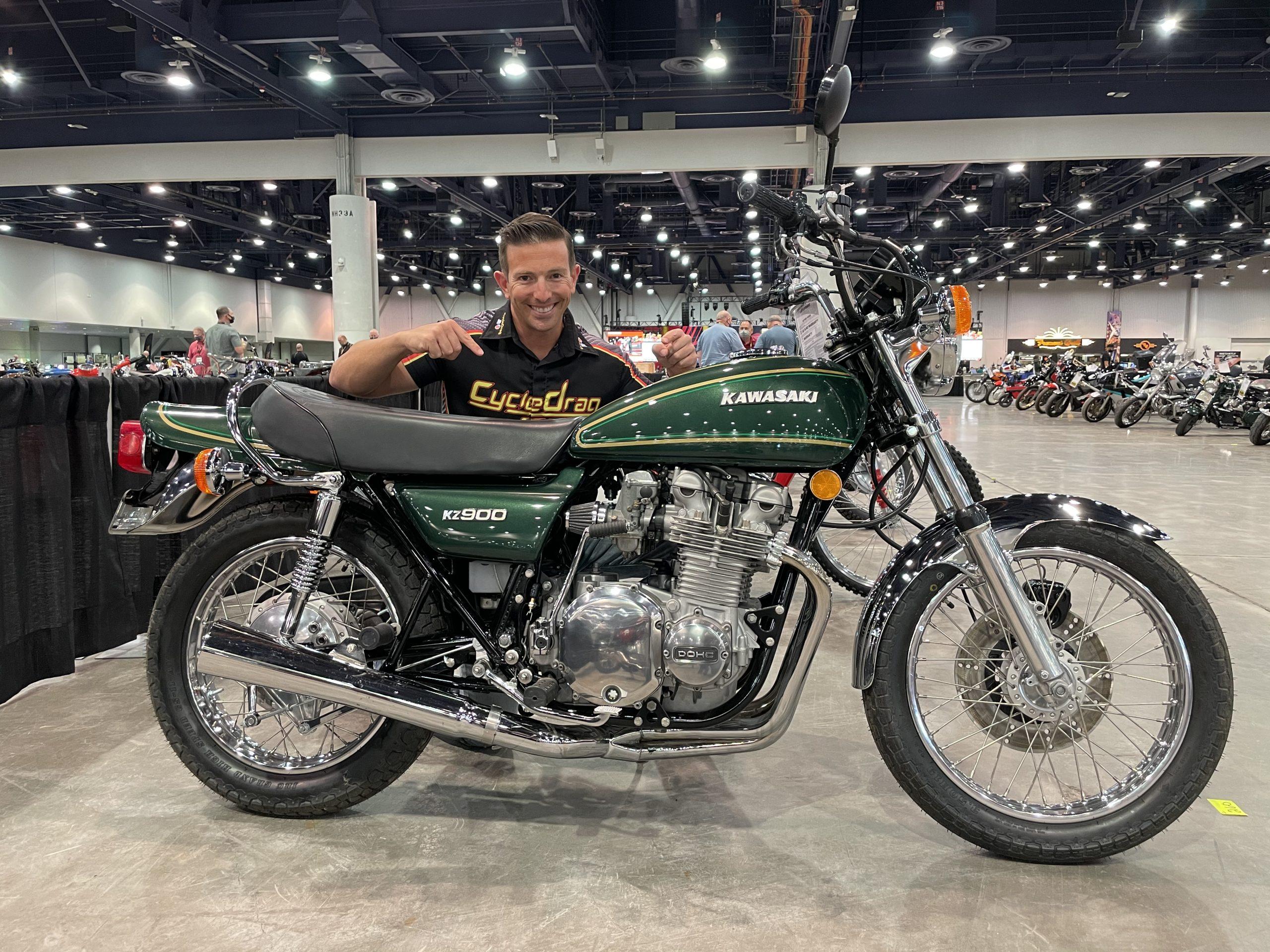 Jack Korpela Kawasaki KZ 900