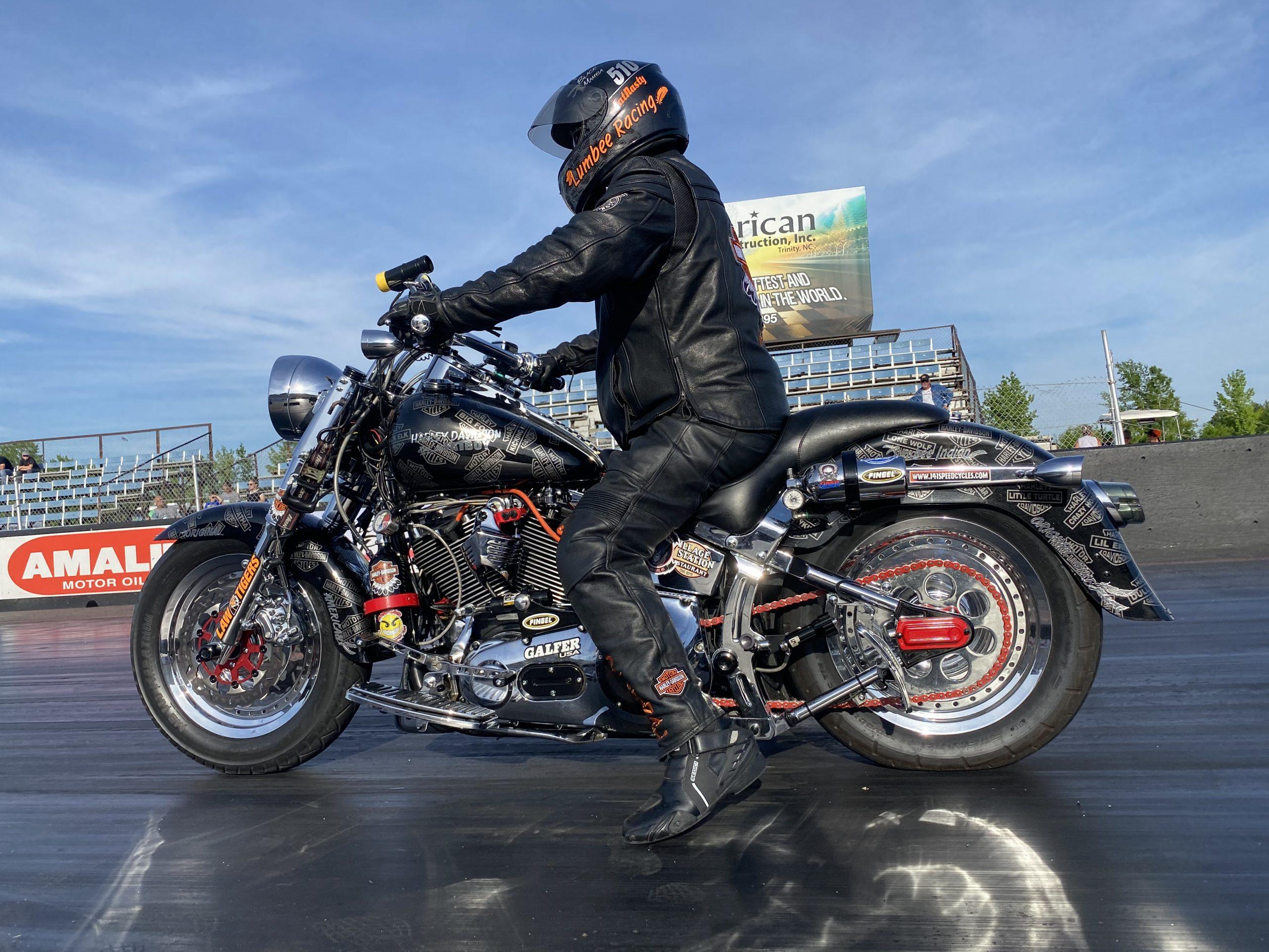 Paul Watson All Harley Shootout