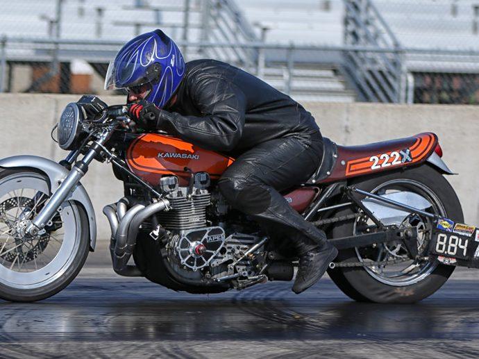 Z1 Drag Bike