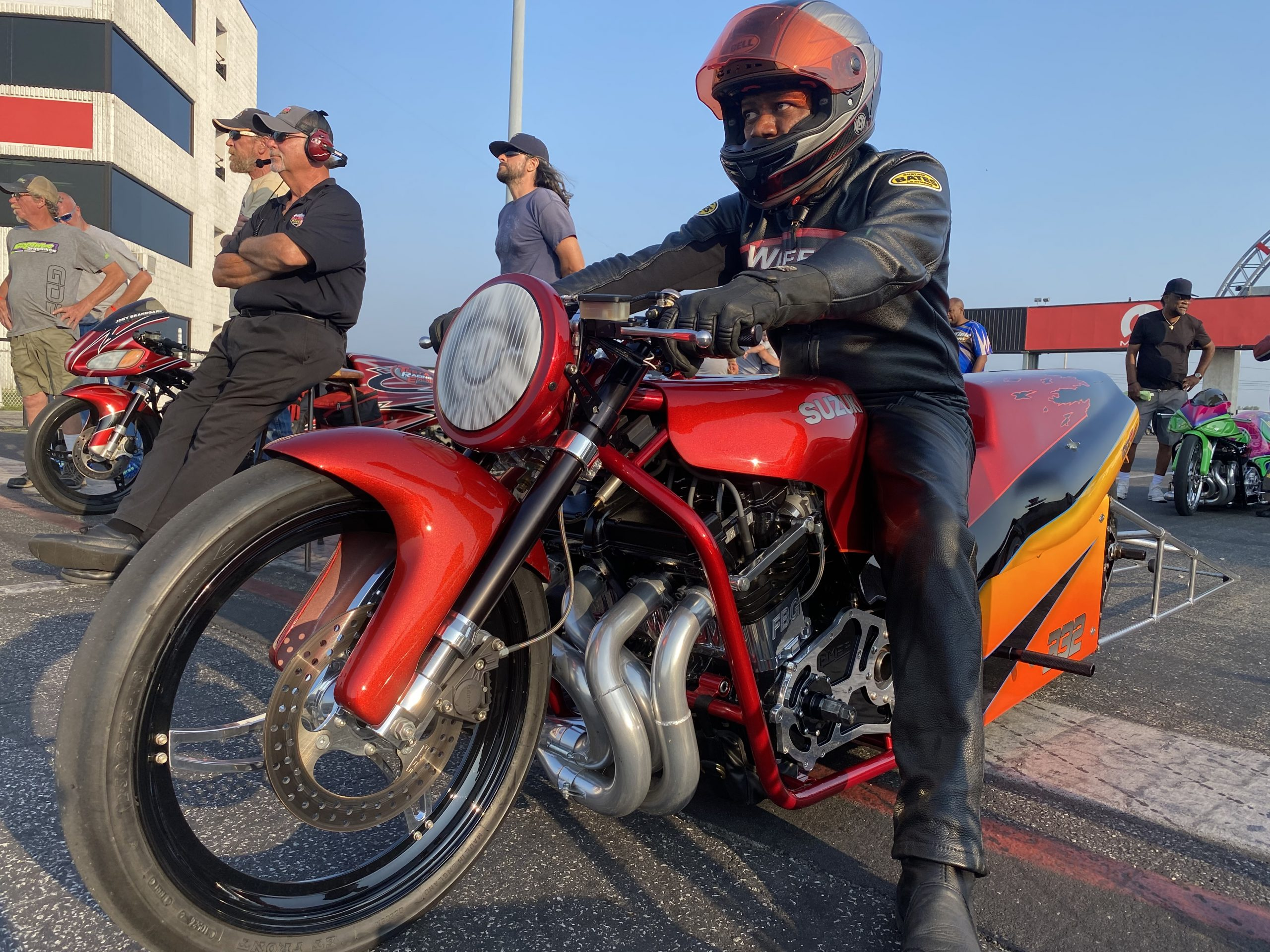 4.60 Drag Bike Racing, Wheeler Racing