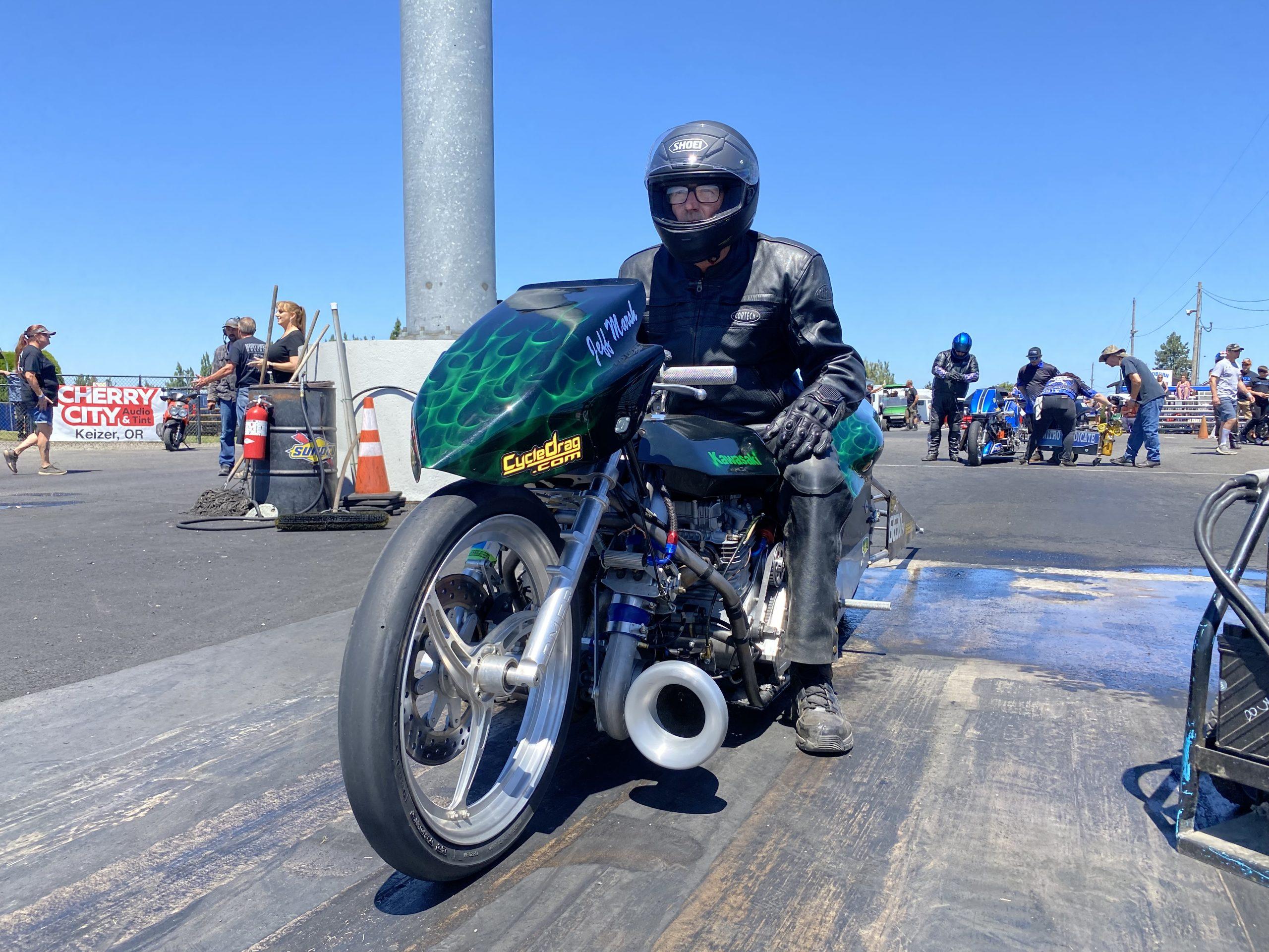 Turbo KZ Dragbike