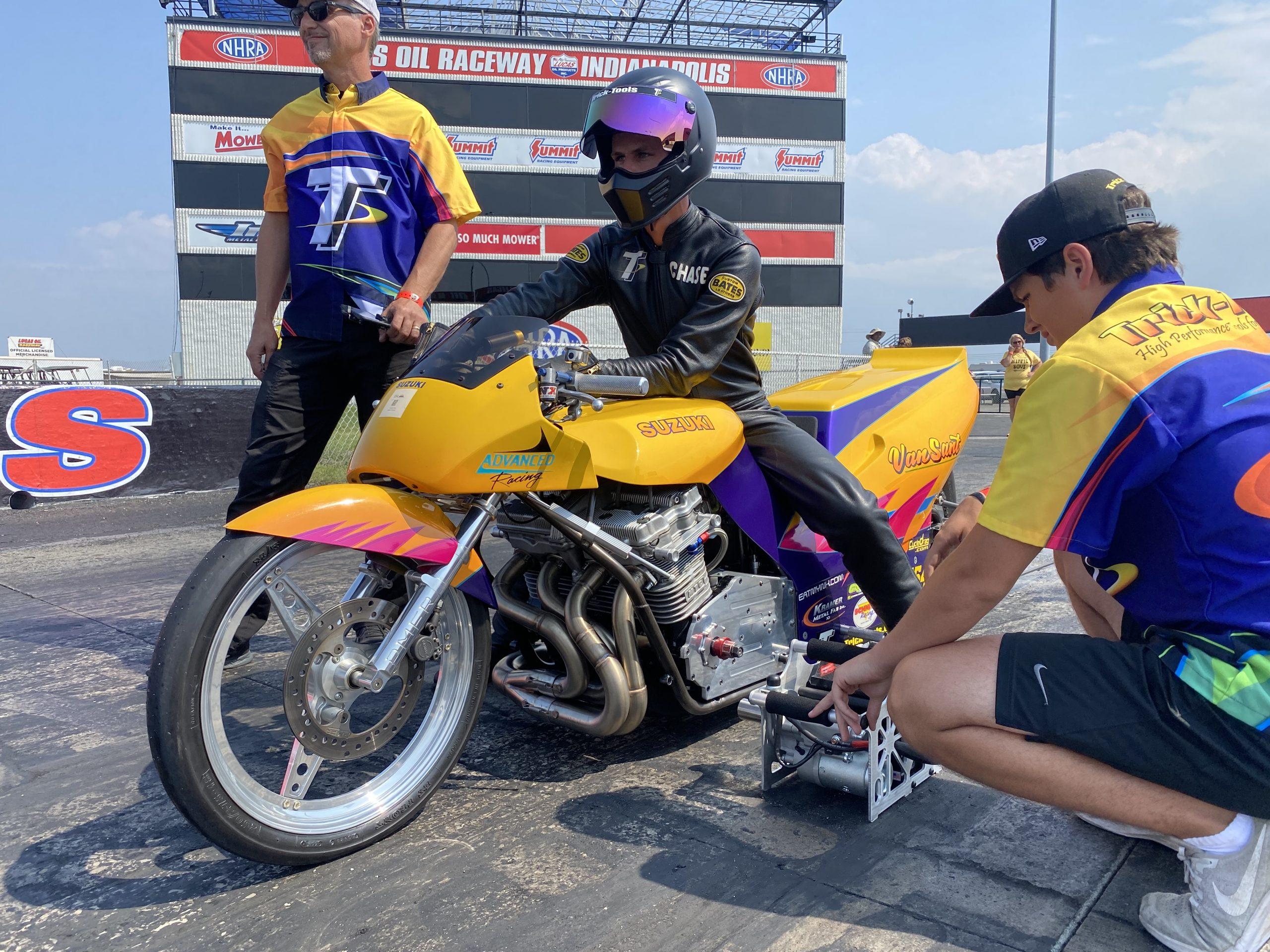 Trick Tools Drag Bike Starter
